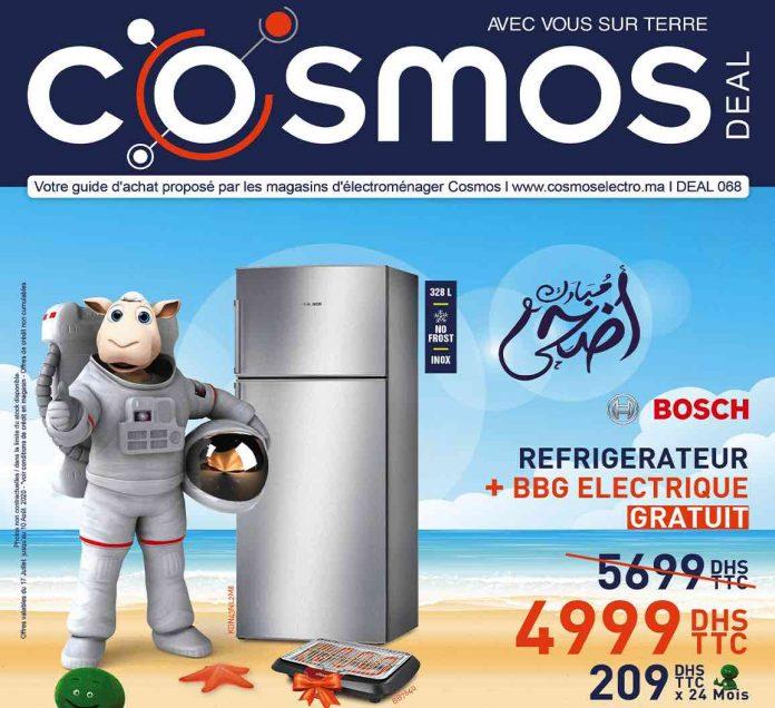 Cosmos Maroc catalogue Août 2020