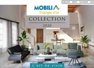 Meilleur Promotion Maroc : Mobilia Triangle d'Or Catalogue 2020